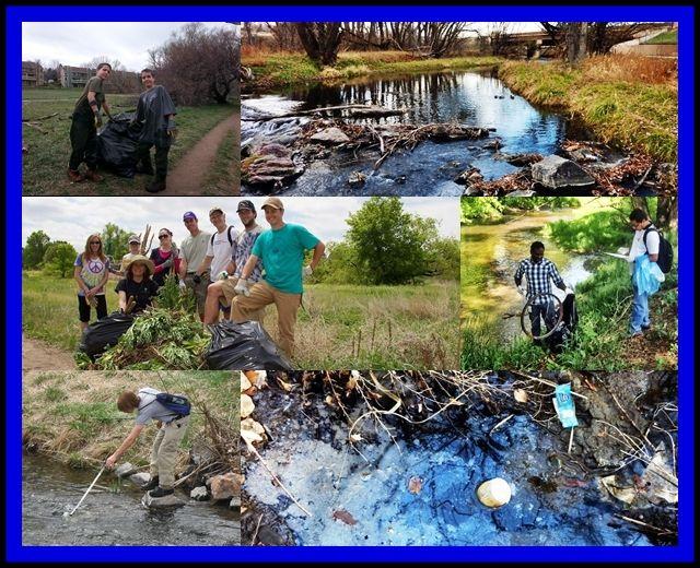 LBC fall steward day collage